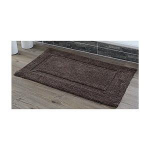 Kúpeľňová predložka Rahmen Chocolate, 50x70 cm