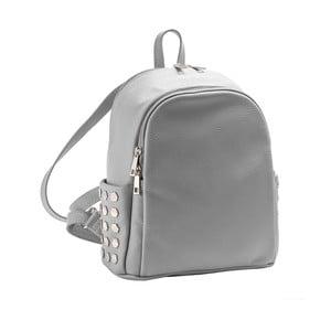 Svetlosivý batoh z pravej kože Andrea Cardone Antique Pikalo