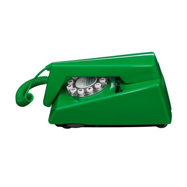 Retro funkčný telefón Trim Emerald Green