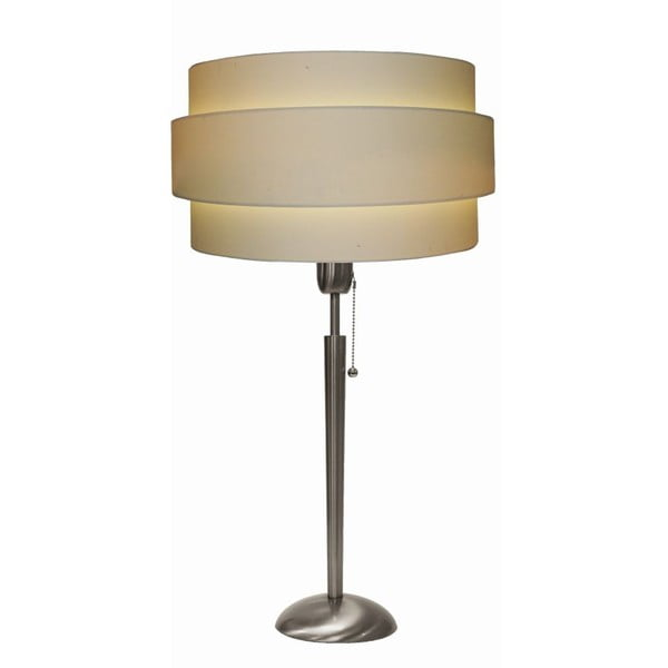 Stolná lampa Revival Satin/Cream