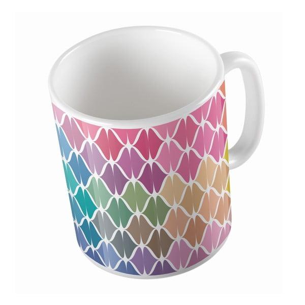 Keramický hrnček Favourite Colour, 330 ml
