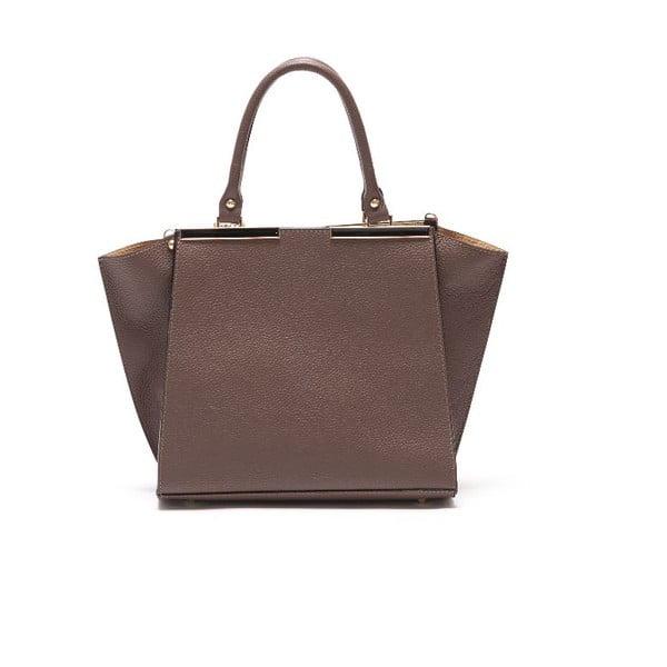 Kožená kabelka Marion 1127 Fango