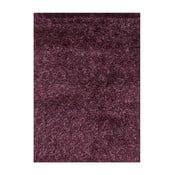 Fialový koberec s dlhým vlasom Linie Design Sprinkle, 160x230cm