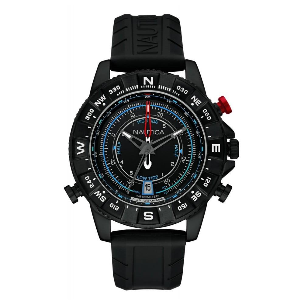 Pánske hodinky Nautica no. 001 s kompasom  db2acea86e4