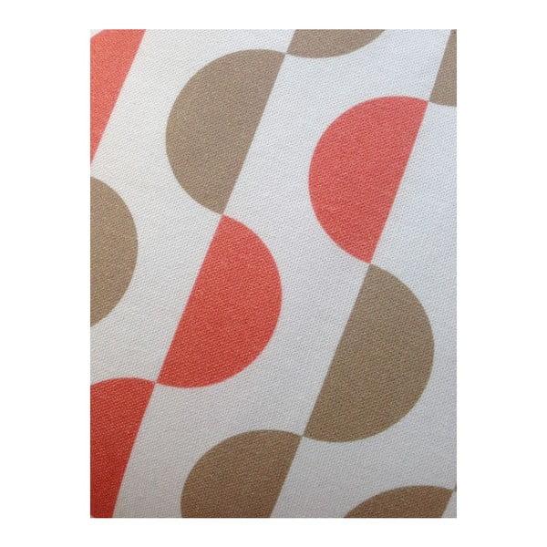 Obliečka na vankúš Lentils Coral, 45x45 cm