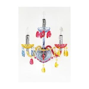 Farebné nástenné svietidlo Tomasucci Jewel