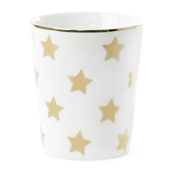 Keramický hrnček Miss Étoile Gold Stars