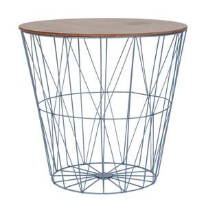 Odkladací stolík Clayre & Eef Basket,50cm