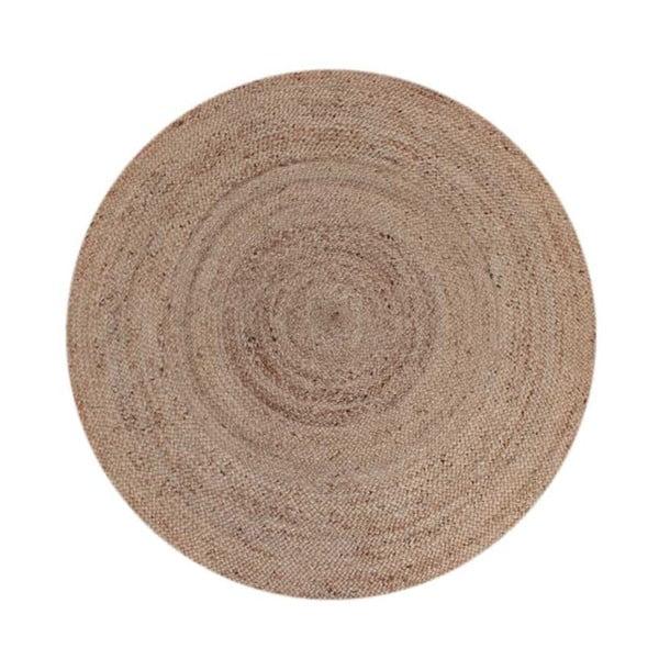 Jutový koberec LABEL51 Rug,⌀180cm