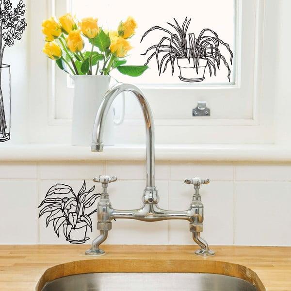 Samolepka Chispum House Plants