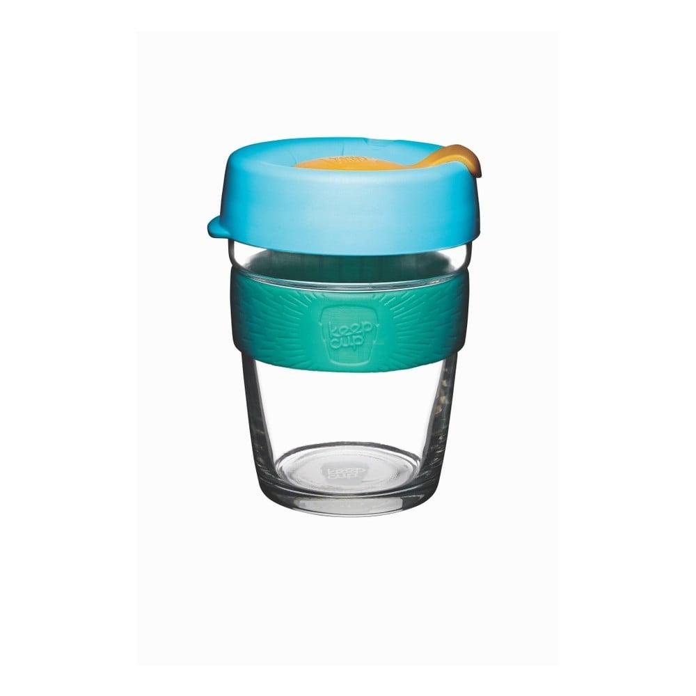 Cestovný hrnček s viečkom KeepCup Brew Breeze, 340 ml