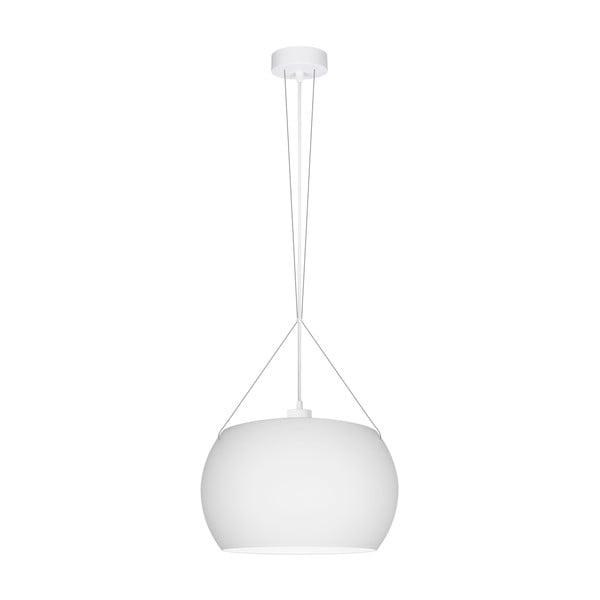 Biele stropné svietidlo Sotto Luce MOMO Elementary 1S Matte