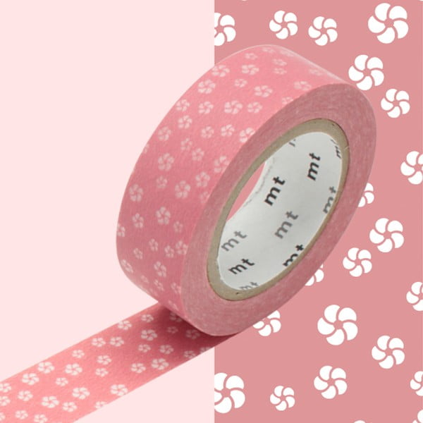 Washi páska MT Masking Tape Sibylle, návin10m
