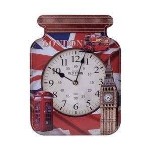 Nástenné hodiny InArt London