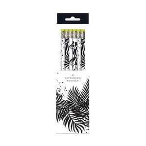 Sada ceruziek Galison Mudpuppy Seychelles Safari, 8ks