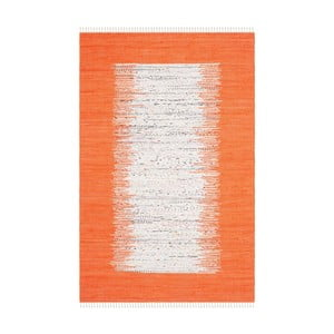 Koberec Safavieh Saltillo Orange, 121x182
