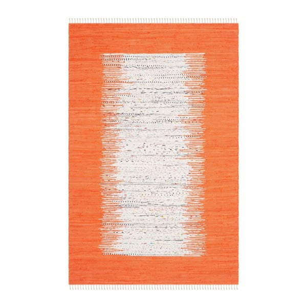 Koberec Safavieh Saltillo Orange, 121x182