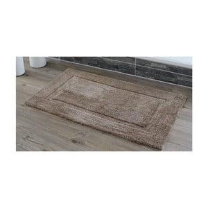 Kúpeľňová predložka Rahmen Taupe, 50x70 cm