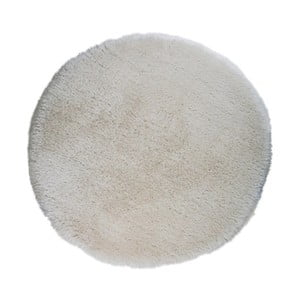 Koberec Pearl 150 cm, biely