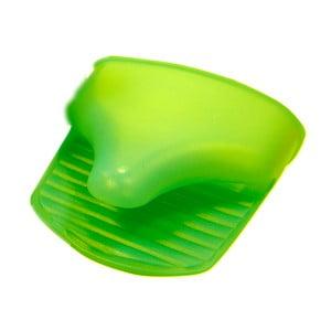 Silikónová rukavica Garnet Green