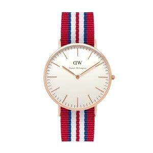 Pánske hodinky Daniel Wellington Exeter Gold
