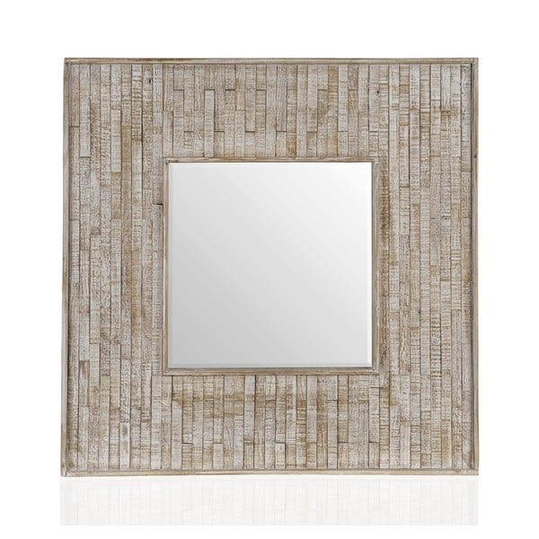 Zrkadlo Patina Plain, 80x80 cm