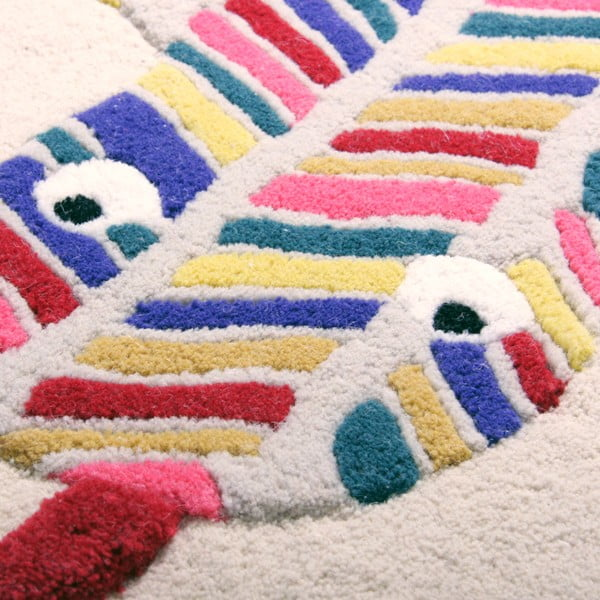 Detský koberec India, 80x130cm