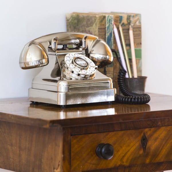Retro funkčný telefón Black Series 302