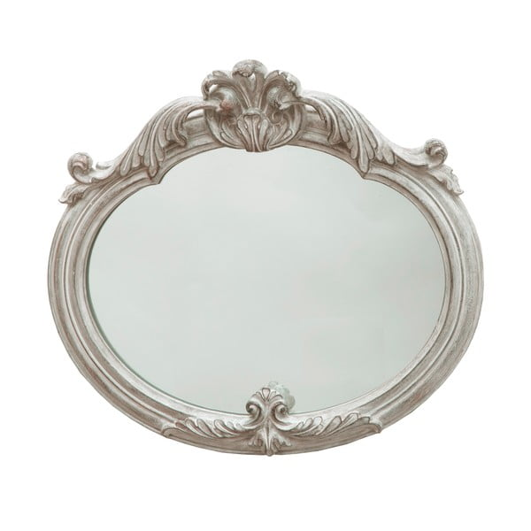 Oválne zrkadlo Barocco Bolzonella