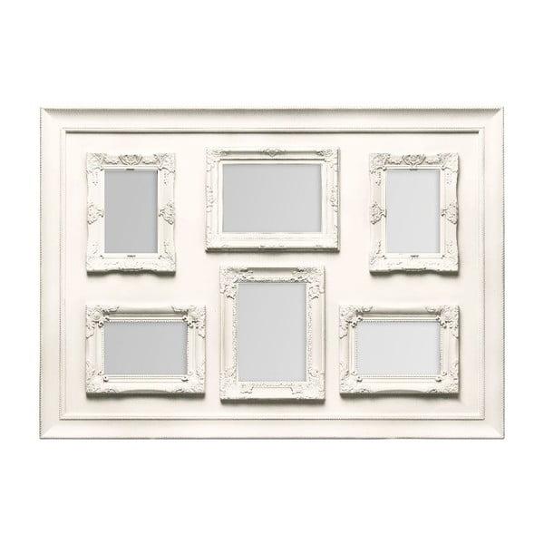 Multi fotorámček Pure White, 78x56 cm
