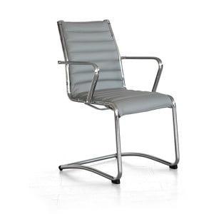 Pracovná stolička Pandora, šedá
