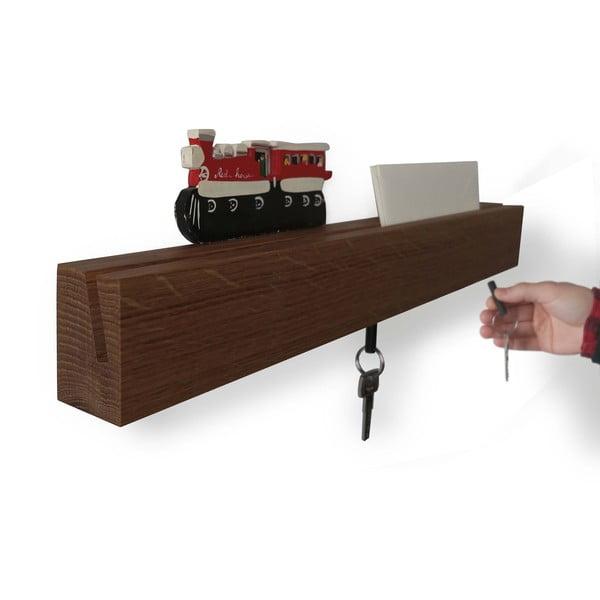 Držiak na kľúče Rail, 70 cm