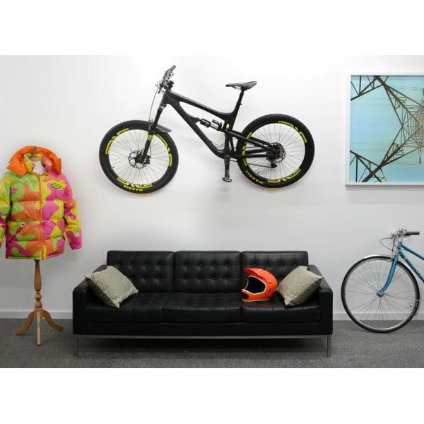 Nástenný stojan na bicykel Cycloc Hero, žltý