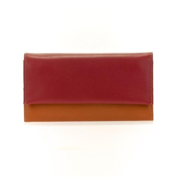 Peňaženka a obal na kreditné karty Matinee Red
