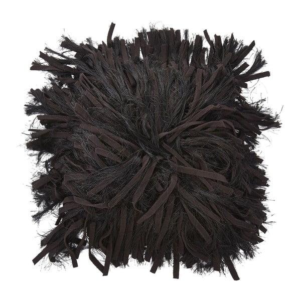 Vankúš Adoxa Black, 45x45 cm
