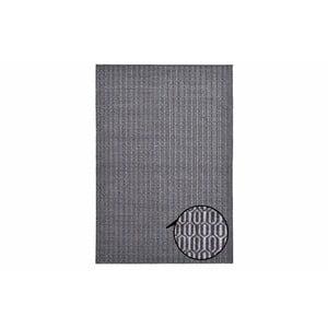 Koberec Flat Honey Comb Grey, 120x180 cm