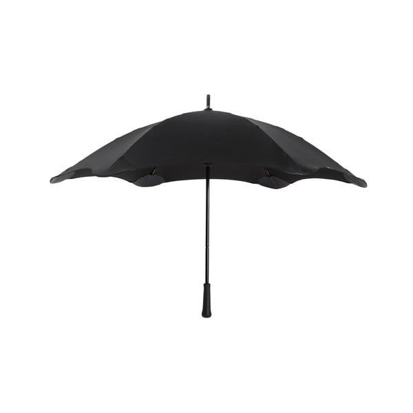 Vysoko odolný dáždnik Blunt Classic 120 cm, čierny
