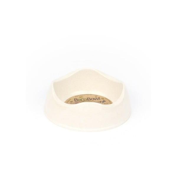 Miska pre psíkov/mačky Beco Bowl 8,5 cm, prírodná