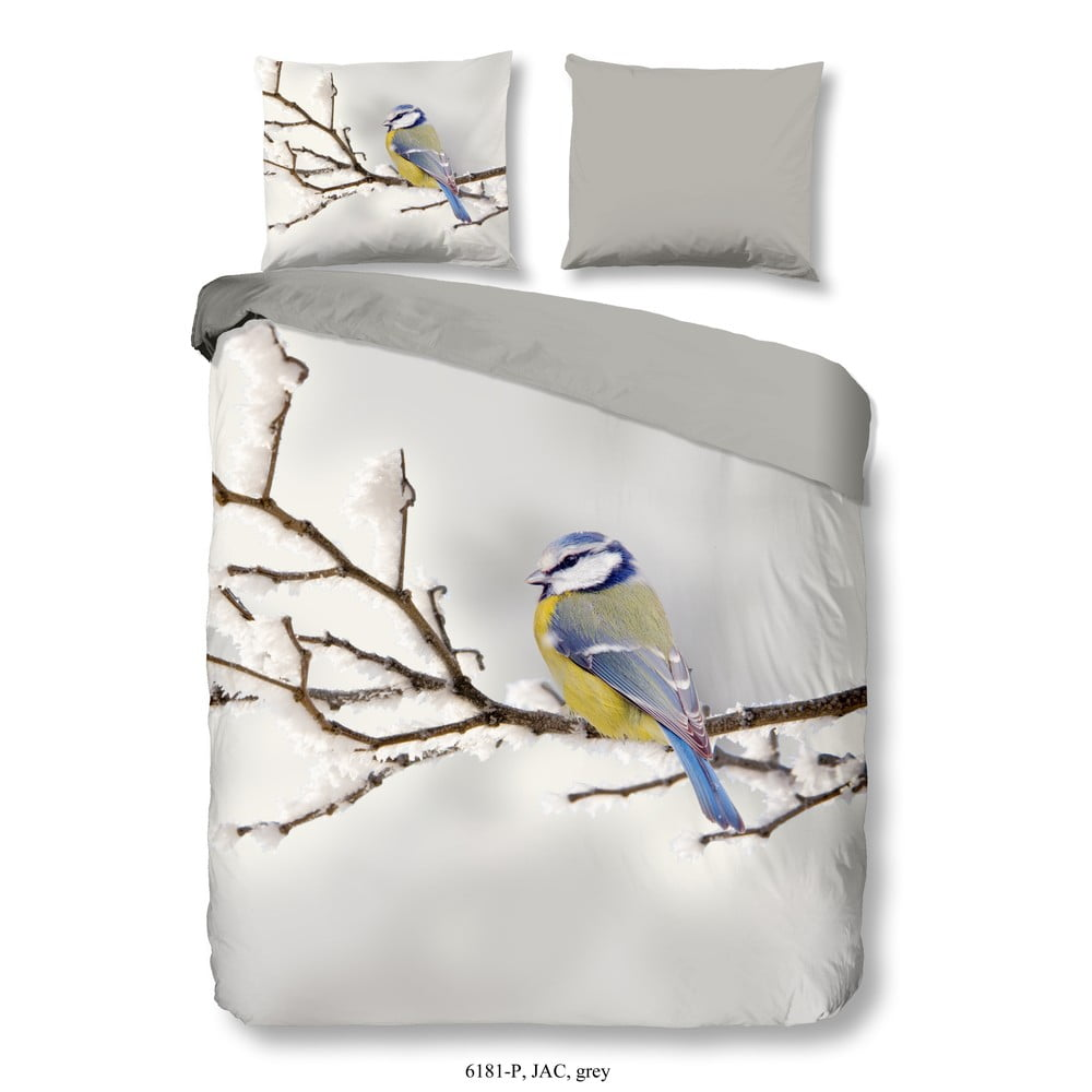 Bavlnené posteľné obliečky Muller Textiel Jac, 140 × 200 cm