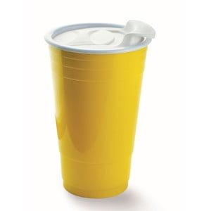 Hrnček Fun Party Cup, žltý