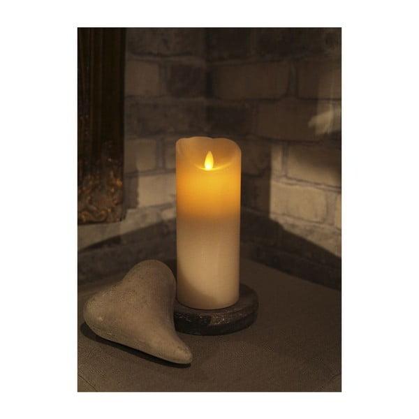 LED sviečka Twinkle, 20 cm