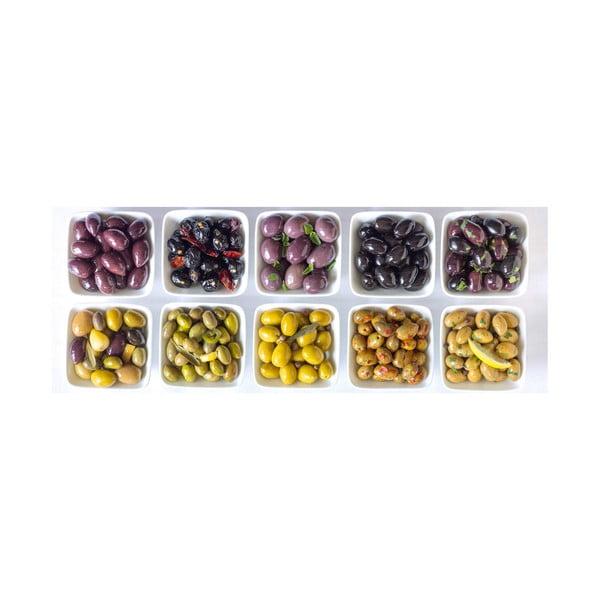 Obraz Olives, 30x80 cm