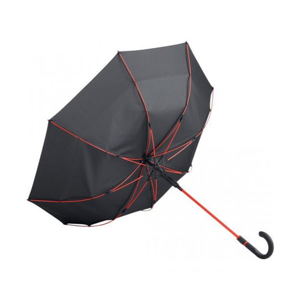 Dáždnik Ambiance Windproof Red