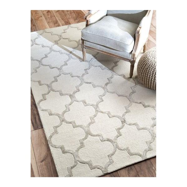 Vlnený koberec Nickel, 120x183 cm