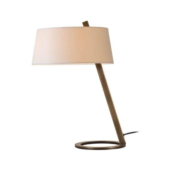 Krémová stolová lampa Way Surf