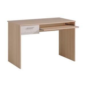 Písací stôl v dekore akáciového dreva Parisot Austina