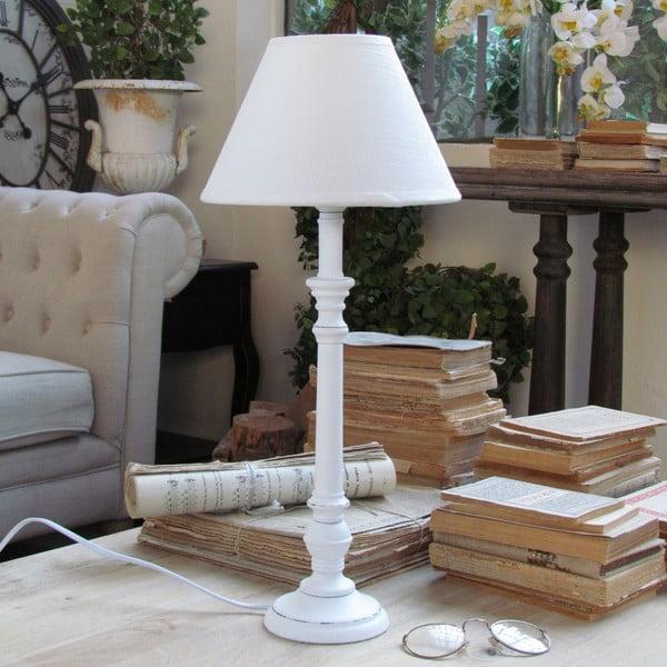 Stolná lampa White Milano