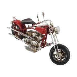 Dekoratívna motorka InArt Metal Moto