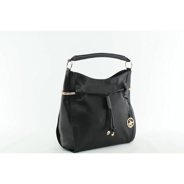 Kabelka Beverly Hills Polo Club 446 - Black