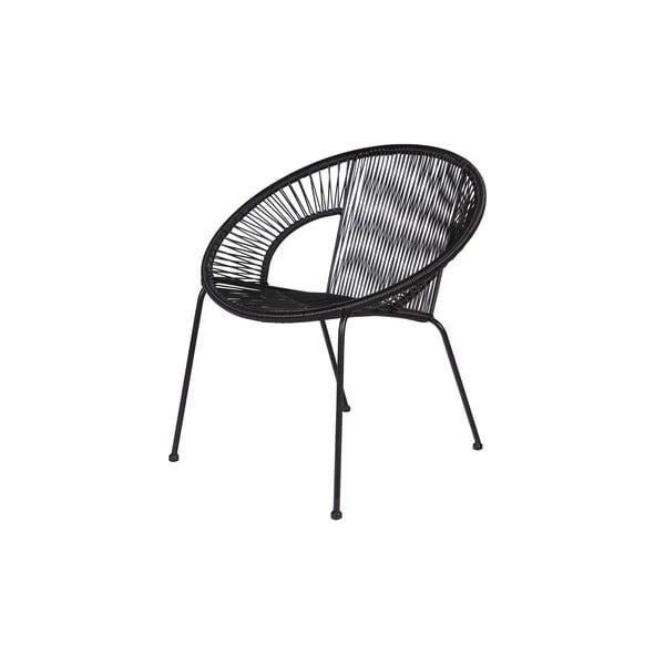 Čierna stolička De Eekhoorn Coctail